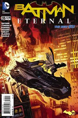 Batman Eternal (2014-2015) (Comic-Book) #35