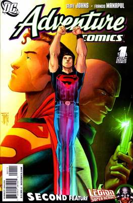 New Comics / New Adventure Comics / Adventure Comics (1935-1983 ; 2009-2011) (Comic Book) #504