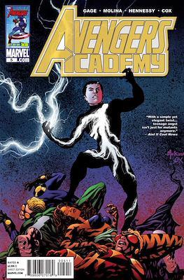 Avengers Academy (2010-2013) #5