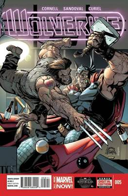 Wolverine (2014) (Comic Book) #5