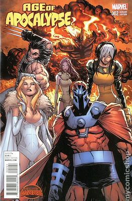 Age of Apocalypse - Secret Wars (Variant Cover) (Comic Book) #2
