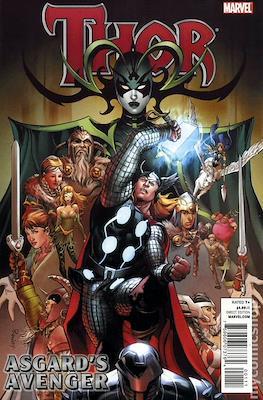 Thor: Asgard's Avenger (2011)