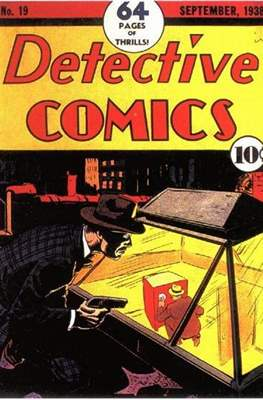 Detective Comics Vol. 1 (1937-2011; 2016-) (Comic Book) #19