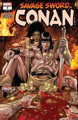 Savage Sword Of Conan (2019-) (Comic Book) #7