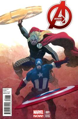 Avengers Vol. 5 (2013-2015 Variant Covers)