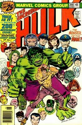 The Incredible Hulk Vol. 1 (1962-1999) (Comic Book) #200