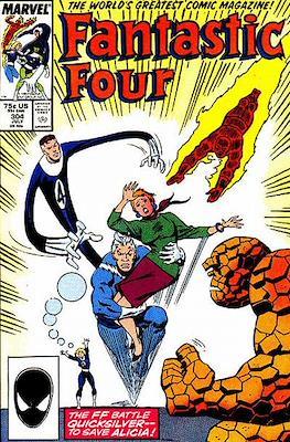 Fantastic Four Vol. 1 (1961-1996) (saddle-stitched) #304