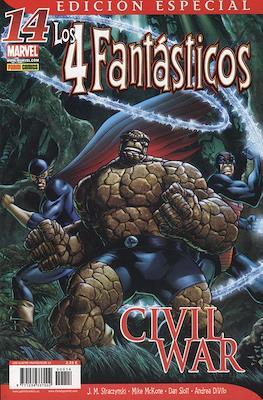 Los 4 Fantásticos Vol. 6. (2006-2007) Edición Especial (Grapa) #14