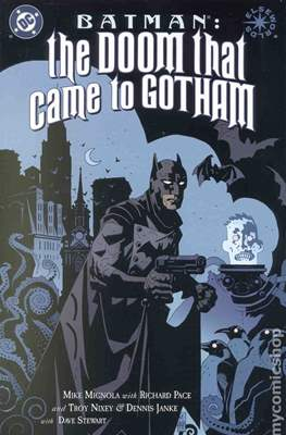 Batman The Doom That Came to Gotham (Prestige) #1