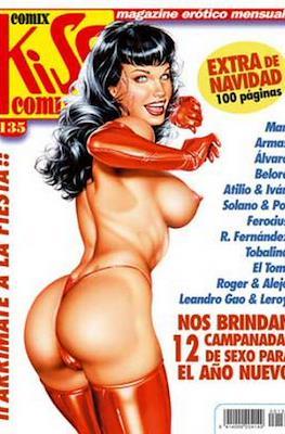 Kiss Comix #135