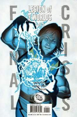 Final Crisis: Legion of 3 worlds Vol. 1 (2008-2009) Variant Covers (Comic book) #1
