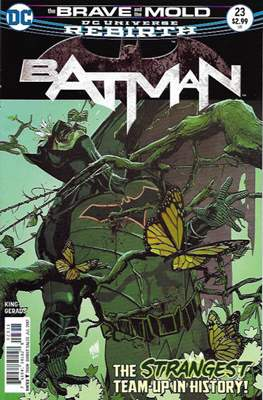 Batman Vol. 3 (2016-) (Comic-book) #23