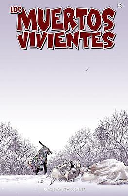 Los Muertos Vivientes (Digital) #8