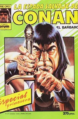 La Espada Salvaje de Conan. Vol 1 (1982-1996). Especiales