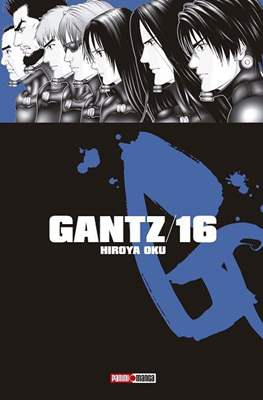 Gantz (Rústica) #16