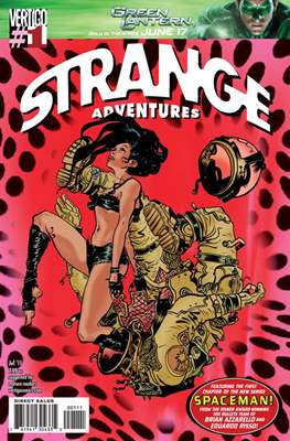 Strange Adventures (2011)