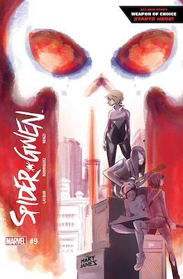 Spider-Gwen Vol. 2 #9