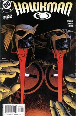 Hawkman Vol. 4 (2002-2006) (Comic book) #22