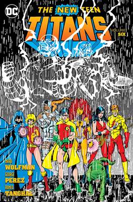 The New Teen Titans (Softcover) #6