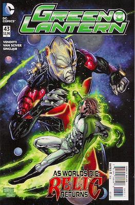 Green Lantern Vol. 5 (2011-2016) (Comic book) #43