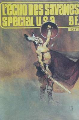 L'Écho des Savanes Spécial USA (Grapa) #17