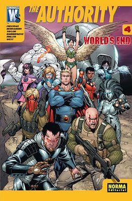 The Authority. World's End (Rústica, 120 páginas, color) #4