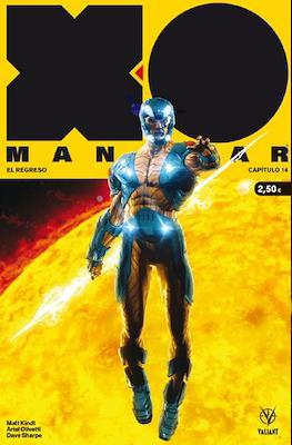 X-O Manowar (2017-) (Grapa) #14