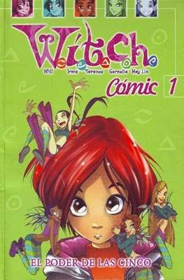 W.i.t.c.h. Cómic