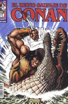 El Reino Salvaje de Conan (Grapa 48-80 pp) #17