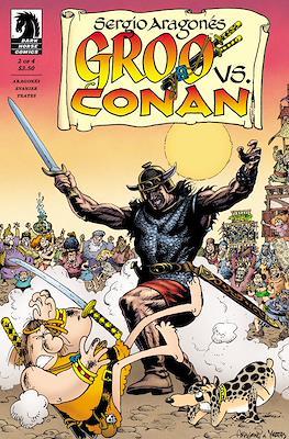Groo vs. Conan (2014) (Grapa) #2