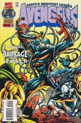The Avengers Vol. 1 (1963-1996) (Grapa) #399