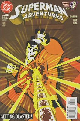 Superman Adventures (Comic-book) #20