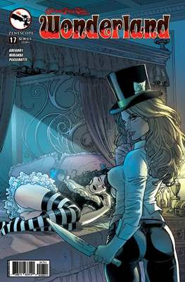 Grimm Fairy Tales presents Wonderland (Comic Book) #17