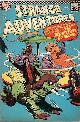 Strange Adventures (Comic Book) #189