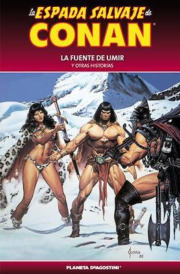 La Espada Salvaje de Conan (Cartoné 120 - 160 páginas.) #46