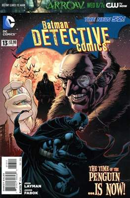 Detective Comics Vol. 2 (2011-2016) (Comic-Book) #13