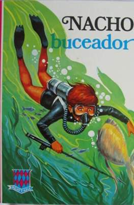 Nacho - Colección Rojo y Azul (Cartoné) #4
