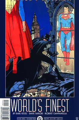 Batman & Superman: World's Finest (Softcover) #2