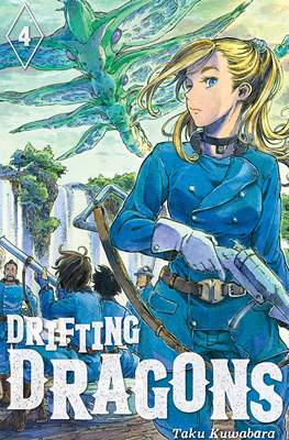 Drifting Dragons (Digital) #4