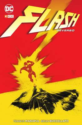 Flash de Brian Buccellato y Francis Manapul (Cartoné) #4