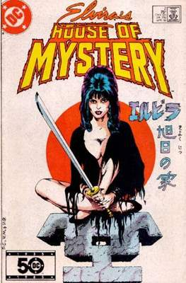 Elvira's House of Mystery (Comic-book) #2