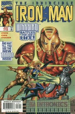 Iron Man Vol. 3 (1998-2004) (Comic Book) #18