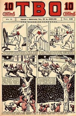 TBO (1917-1938) (Cuaderno) #508