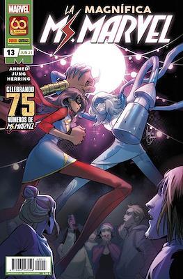 La Magnífica Ms. Marvel (2019-2021) (Grapa 24 pp) #13