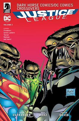 Dark Horse Comics / DC Comics Crossovers: Justice League (Digital) #2