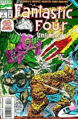 Fantastic Four unlimited #3