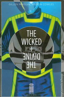 The Wicked + The Divine (Comic Book) #14