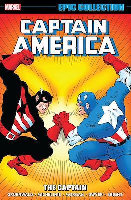 Captain America Epic Collection #14