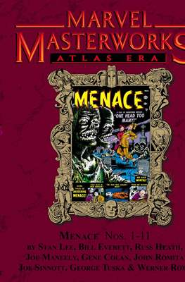 Marvel Masterworks (Hardcover) #126