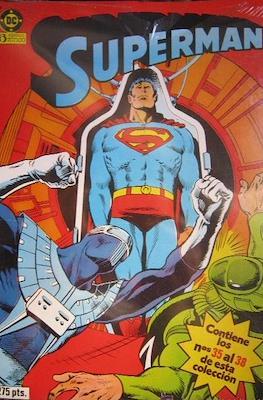 Superman (1984) (Retapado, Tomo rústica) #8